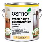 OSMO 1101 Wosk Olejny do Drewna Egzotycznego