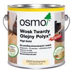 OSMO 3232 Wosk Twardy Olejny RAPID Jedwabisty Połysk
