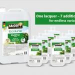 Saicos 9990 Ecoline MultiTop - Lakier Jedwabiście Matowy