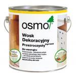 OSMO 3102 Wosk Olejny Dekoracyjny Lazurowy Buk Lekko Parzony