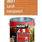 SAICOS 0031 Lazura Olejna do Ochrony Drewna MODRZEW