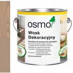 OSMO 3132 Wosk Dekoracyjny INTENSYWNE Kolory IRCHOWO - SZARY