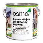 OSMO 729 Lazura Olejna do Ochrony Drewna Zieleń Choinkowa