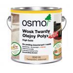 OSMO 3240 Wosk Twardy Olejny RAPID Biały Transparentny