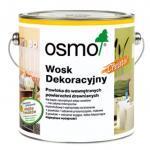 OSMO 3186 Wosk Dekoracyjny Creativ Śnieg MAT