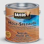SAICOS 0180 Specjalny Olej do Tarasów - Czarny 2,50 litra