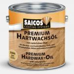 SAICOS 3319 Twardy Wosk Olejny Premium CZARNY Kryjący Ultra Mat