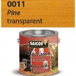 SAICOS 0011 Lazura Olejna do Ochrony Drewna SOSNA